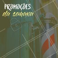 Confira as promoções da semana!  #promocional #ahazou #barbearia