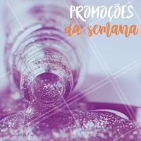 Aproveite os precinhos especiais para essa semana!  #unhas #manicure #pedicure #ahazou #promocional
