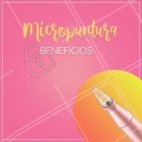 Os principais benefícios da micropuntura são:   1- Aumenta a elasticidade da pele; 2- Reduz os radicais livres; 3- Reduz as linhas de expressão; 4- Oferece o efeito lifting; 5- Proporciona firmeza nas áreas trabalhadas; 6- Diminui a aparência enrugada e flácida das pálpebras; 7- Repõe os nutrientes da pele.  Entre em contato e marque uma avaliação!  #micropuntura #esteticafacial #ahazouestetica #tratamento