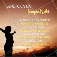 Invista no seu bem-estar e qualidade de vida!  #reiki #reikibrasil #ahazou #bemestar #autoconhecimento #saúde