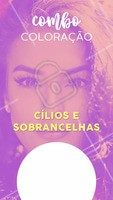 #stories #ahazou #cílios #sobrancelhas