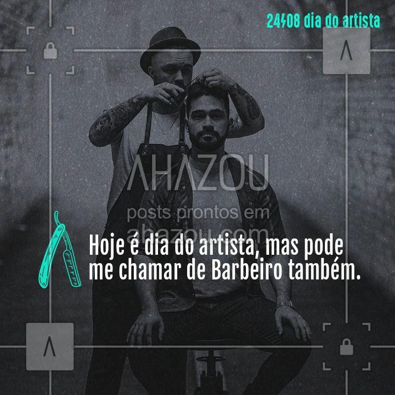 Post Foto Imagem E Frase Para Cabelo Masculino Barbearia