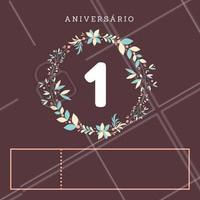 Espero você para celebrar essa data tão importante! #aniversario #ahazou