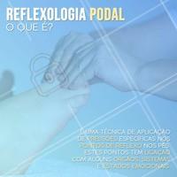 Este tratamento natural restabelece o equilíbrio do organismo. Venha conhecer e melhore sua qualidade de vida!  #reflexologiapodal #podologia #ahazou #tratamento #bemestar