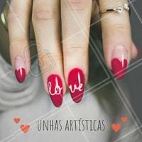 Aquele amor por unhas decoradas! 💅🏻 #nailart #ahazou #manicure