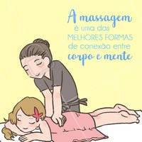Massagem é vida! 💗  #massagem #massoterapia #ahazou #bemestar