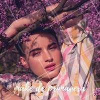 A sombra rosa é altamente feminina e combina perfeitamente com o batom da mesma cor. Aposte na tendência! #maquiagem #ahazou #make #rosa