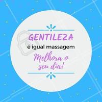 Que tal uma massagem para melhorar o seu dia? 😉  #massoterapia #massagem #ahazoumassagem #massagemporamor