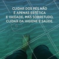 Cuide dos seus pés sempre! 🙏 #pés #ahazou #podologia