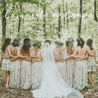 Vai casar no campo? Nossa equipe te acompanha para deixar você, suas madrinhas e convidadas lindas para a festa! Solicite o seu orçamento. #casamento #noivas #ahazou #convite #casamentocampo
