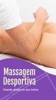 #massagemdesportiva #ahazou