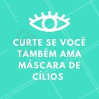Aquele vicio, né?! #mascara #ahazou #maquiagem #beleza #mulher #make
