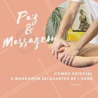 Aproveite a promoção para relaxar! #spa #ahazou #cuidados #promocao #bonita