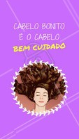 #stories #ahazou #cabelo