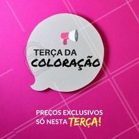 Venha aproveitar essa promoção especial! Agende já o seu horário!  #coloração #promocional #ahazou #cabelo