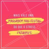 Que tal fazer uma massagem e relaxar por completo? Agende seu horário!  #massagem #massoterapia #ahazoumassagem #massagemrelaxante