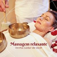 A massagem relaxante é capaz de reduzir o estresse acumulado e ainda relaxar os músculos, suavizando dores musculares e trazendo alívio. #massagemrelaxante #ahazou #massagem #massoterapia #relaxamento
