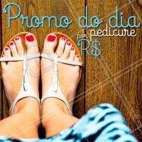 Venha fazer as unhas do mês com desconto! #manicure #ahazou #pedicure #desconto #promocao #nails #unhas