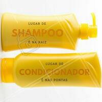 Atenção na hora de lavar os cabelos! Com essa técnica, seu cabelo fica mais hidratado e saudável. #cabelo #ahazou #cuidadoscomocabelo #shampoo #condicionador