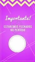 #stories #ahazou #comunicado