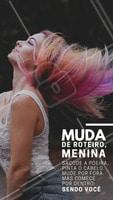 Um cabelo novo muda o ânimo! #ahazou #dicas #cabelos #alegria #motivacao #felicidade #fe #energiapositiva