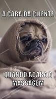 Quem nunca? 😂 #massagem #ahazou #massoterapia #meme