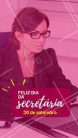 Sem a sua ajuda eu nada seria. #secretaria #ahazou #comemoracao #diadasecretaria