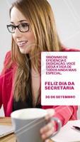 Comemore o seu dia! #secretaria #ahazou #comemoracao #diadasecretaria