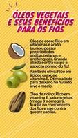 Os óleos vegetais tem muitos benefícios para os fios! Para usá-los, a melhor opção é aplicar nos fios secos e antes de lavar, aguardar de 1 a 3 horas para o óleo absorver e depois lavar normalmente. Aproveite a ajuda desses aliados e experimente essa dica em casa! #oleovegetal #ahazou #umectaçao #oleodecoco #azeitedeoliva #oleodericino