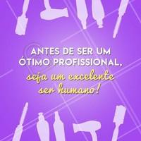 Frase do dia. 😉 #profissional #ahazou #beleza #salaodebeleza #cabeleireiro #cabelo