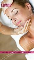 Sua pele vai AMAR esse combo: a limpeza de pele remove impurezas e renova as células, a argiloterapia tem diversos benefícios dependendo da argila usada (por ex: trata a oleosidade, ressecamento, manchas etc.) e a aromaterapia reúne todos os benefícios dos óleos essenciais! #esteticafacial #ahazou #aromaterapia #limpezadepele #argiloterapia
