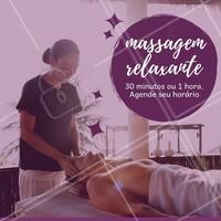 Ligue agora para agendar o seu horário. #massagem #ahazou #relaxante