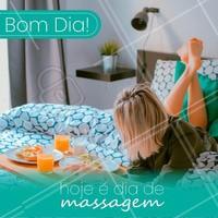 Ebaaa, hoje é dia de massagem! Ainda não agendou seu horário? Aproveite e agende já! #massagem #ahazou #massoterapia