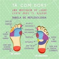 A massagem nos pés não só relaxa, como tem efeitos terapêuticos incríveis! Agende seu horário e conheça a reflexologia. #massagempes #ahazou #massoterapia #reflexologia