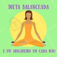 Hahah quem concorda? 😂 #brigadeiro #ahazou #brigaderia #doce #doceria