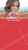 Confere só os precinhos especiais desse mês!  #outubro #sobrancelha #cilios #designdesobrancelha #ahazou #promoçao #promocional #promoçoesdomes