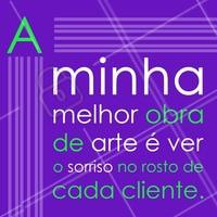 É isso que me motiva! Obrigada por ser minha cliente. ❤️ #manicure #ahazou #cliente #gratidao