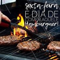 Estamos te esperando! #hamburguer #ahazou #alimentacao
