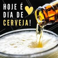 Agende aquele happy hour com os amigos! #alimentacao #ahazou #cerveja #bar