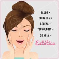 Tudo que você precisa para cuidar da saúde do rosto nós temos! #esteticafacial #ahazou #estetica #cuidados #ahazouestetica #beleza