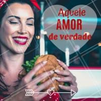 Aquele amor por hamburquer que te acompanha em todos os momentos. #hamburguer #ahazou #alimentacao