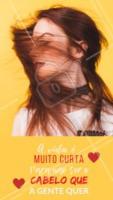 #stories #cabelo #ahazou