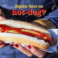 Você também ama um dogão? Venha provar essa delicia! #alimentacao #ahazou #hotdog #dogao