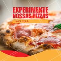 Já experimentou nossas deliciosas pizzas? 🍕 Ligue e peça já a sua favorita! #pizza #ahazou #Pizzaria #comida #alimentaçao