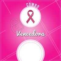 Em homenagem à todas as mulheres vencedoras, aproveite esse combo super especial. 🌷 #combopromocional #ahazou #combo #promoçao #outubrorosa