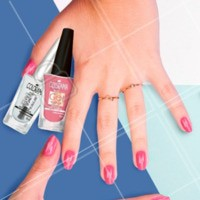 Chegaram os novos esmaltes da Colorama! Venha exprimentar o efeito gel e deixar suas unhas lindas por mais tempo. #manicure #ahazou #esmaltegel #colorama #novidade #unhas