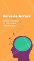 Barra de Access é um processo quântico, feito a partir de toques suaves em 32 pontos energéticos em torno da cabeça. A técnica é indicada para casos de ansiedade, depressão, emagrecimento, dores e limitações físicas. Agende uma sessão conhecer o procedimento. #barradeaccess #ahazou #terapiasalternativas #terapias #vida #saude #bemestar #consciencia