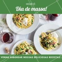 Venha saborear essa delícia. #alimentacao #ahazou #massa #promocao