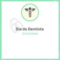 Parabéns para você que cuida do meu sorriso! #diadodentista #ahazou #datascomemorativas #dente #saude