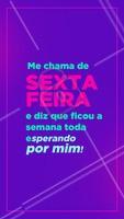 Bora comemorar que hoje é Sexta! 👯 #sexta #ahazou #sextafeira #motivacional